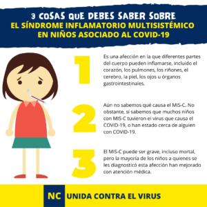 Síndrome Inflamatorio Multisistémico en Niños Asociado al COVID-19