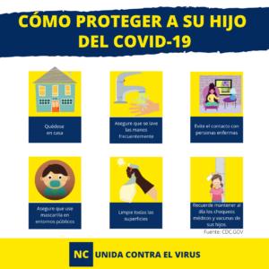 detener la propagación del COVID-19